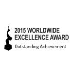 Worldwide Excellence Award - 2015